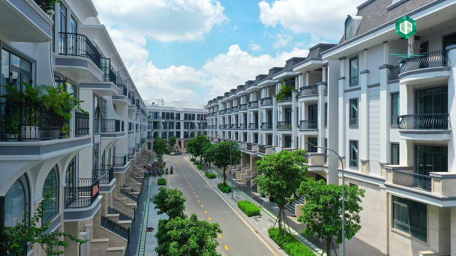 """Giá nhà tại Van Phuc City """"khủng"""" thế nào?"""